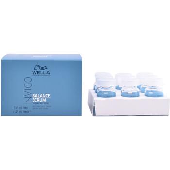 Belleza Champú Wella Invigo Balance Anti-hairloss Serum  8 x 6 ml