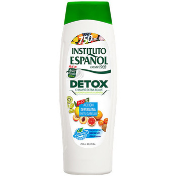 Belleza Champú Instituto Español Detox Depurativo Champú Extra Suave  750 ml