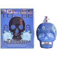 Belleza Hombre Agua de Colonia Police To Be Tattoo Art Edt Vaporizador  125 ml