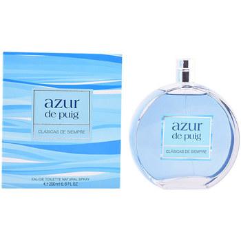 Belleza Mujer Agua de Colonia Puig Azur Edt Vaporizador  200 ml