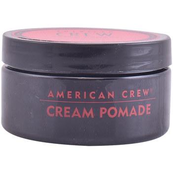 Belleza Hombre Cuidado Aftershave American Crew Pomade Cream 85 Gr