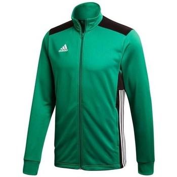 textil Hombre chaquetas de deporte adidas Originals Regista 18 Pes Verde
