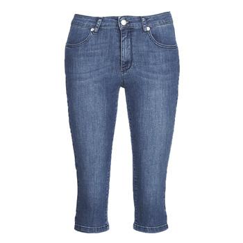 textil Mujer Pantalones cortos Yurban JATARA Azul / Medium