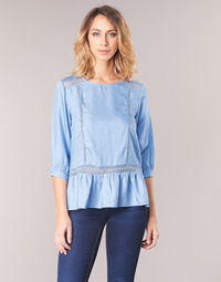 textil Mujer Tops / Blusas Betty London KOCLE Azul