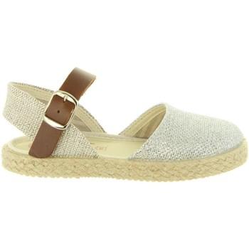 Zapatos Niña Sandalias Destroy K115542 Plateado