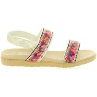 Zapatos Niña Sandalias Destroy K115701 Blanco