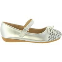 Zapatos Niña Bailarinas-manoletinas Destroy K115530 Plateado
