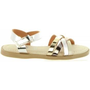 Zapatos Niña Sandalias Destroy K115693 Plateado
