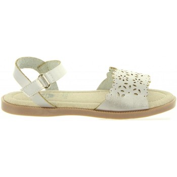 Zapatos Niña Sandalias Destroy K115692 Plateado