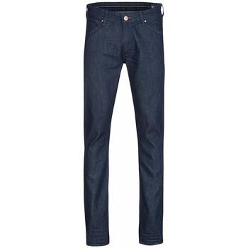textil Hombre Vaqueros slim Wrangler Larston W18S6274J azul marino