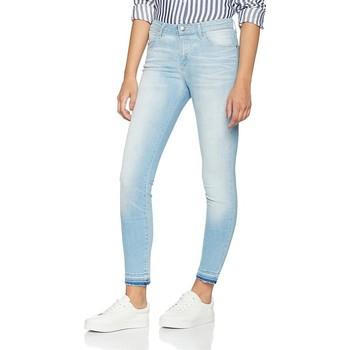 textil Mujer Vaqueros slim Wrangler Skinny Sunkissed W28KLE86K azul