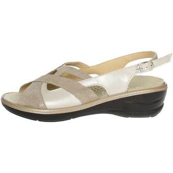 Zapatos Mujer Sandalias Novaflex BORRIANA 001 Beige