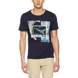 textil Hombre Camisetas manga corta Producent Niezdefiniowany Lee® Photo Tee 60QEPS azul