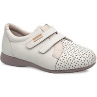 Zapatos Mujer Zapatos bajos Calzamedi DOBLE BEIGE