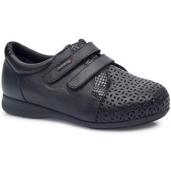 Zapatos Mujer Derbie & Richelieu Calzamedi DOBLE NEGRO