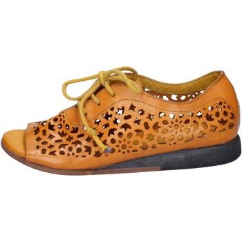 Zapatos Mujer Sandalias Moma BX962 amarillo