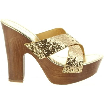 Zapatos Mujer Sandalias Top Way B736910-B7200 Gold