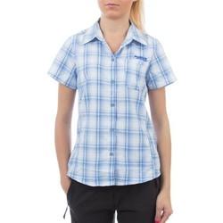 textil Mujer camisas Regatta Tiro Vivid Viola RWS025-48V azul