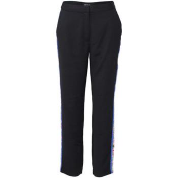 textil Mujer pantalones chinos Desigual 18WWPW03 Nero