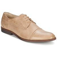 Zapatos Hombre Derbie Carlington PURP Beige