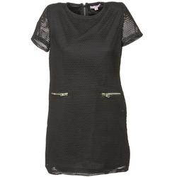 textil Mujer vestidos cortos Moony Mood BALA Negro