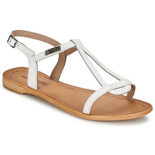 Zapatos Mujer Sandalias Les Tropéziennes par M Belarbi HAMESS Blanco