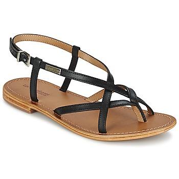Zapatos Mujer Sandalias Les Tropéziennes par M Belarbi HIBOUX Negro