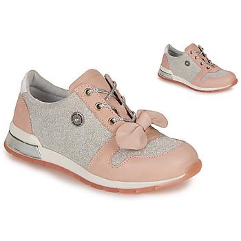 Zapatos Niña Zapatillas bajas Catimini BANJO Rosa
