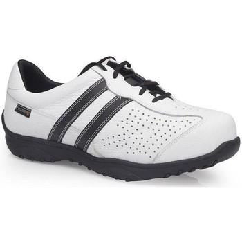 Zapatos Hombre Zapatillas bajas Calzamedi S  DEPORTIVO DIABÉTIC BLANCO