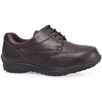 Zapatos Derbie Calzamedi S  M MARRON