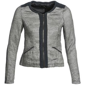 textil Mujer Chaquetas / Americana One Step VALSE Gris / Marino