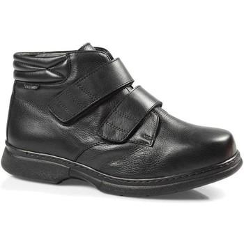 Zapatos Hombre Botas de caña baja Calzamedi S  GALATHEA NEGRO