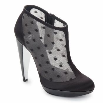 Zapatos Mujer Low boots Azzaro INTERLUDE Negro