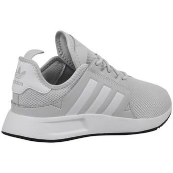 Zapatos Niños Zapatillas bajas adidas Originals X Plr C Gris