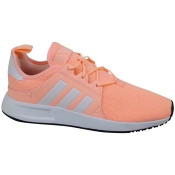 Zapatos Mujer Zapatillas bajas adidas Originals X Plr J Rosa