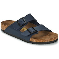 Zapatos Hombre Zuecos (Mules) Birkenstock ARIZONA LARGE FIT Azul