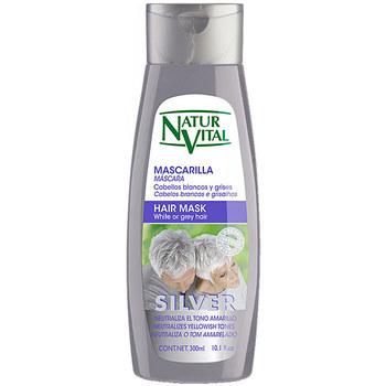 Belleza Mujer Acondicionador Naturaleza Y Vida Mascarilla Silver White Or Gray Hair  300 ml