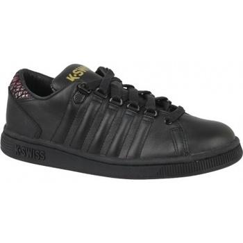Zapatos Niños Zapatillas bajas K-Swiss Lozan III TT negro