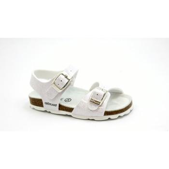 Zapatos Niños Sandalias Grunland GRU-RRR-SB0241-BI Bianco