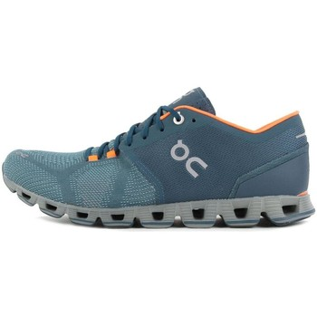 Zapatos Running / trail On Running ONCLOUD X STORM FLASH Gris