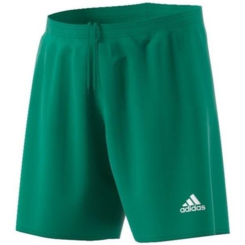 adidas Originals Parma 16 Bold green - Envío gratis   ! - textil Shorts / Bermudas Hombre