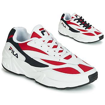 Zapatos Hombre Zapatillas bajas Fila VENOM LOW Blanco / Rojo