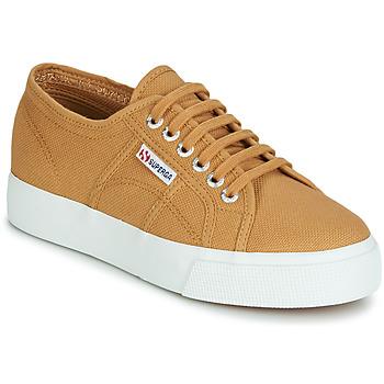 Zapatos Mujer Zapatillas bajas Superga 2730 COTU Beige