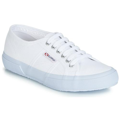 Zapatos Zapatillas Superga 2750 Bajas Classic Blanco 3R4AjL5