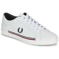 Zapatos Hombre Zapatillas bajas Fred Perry B722 Blanco
