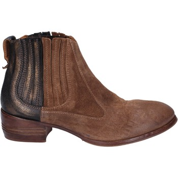 Zapatos Mujer Botines Moma BT16 marrón