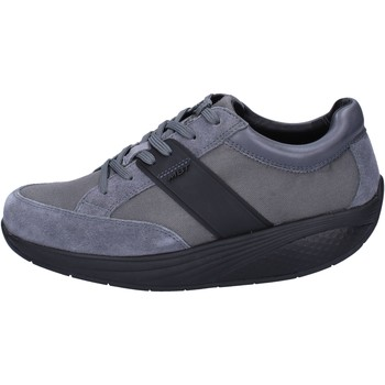 Zapatos Mujer Zapatillas bajas Mbt sneakers gris textil gamuza performance BT41 gris