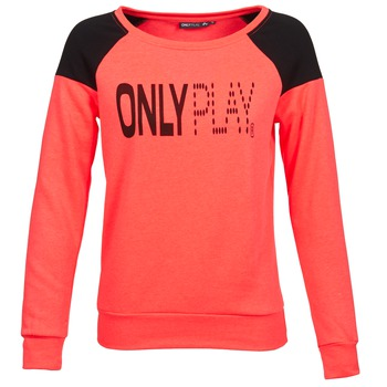 textil Mujer sudaderas Only Play MAKAYLA TOP Coral