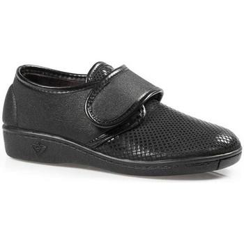 Zapatos Mujer Mocasín Calzamedi S NEGRO