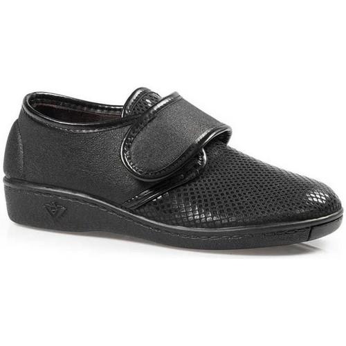 Calzamedi S Negro - Zapatos Mocasín Mujer 5990